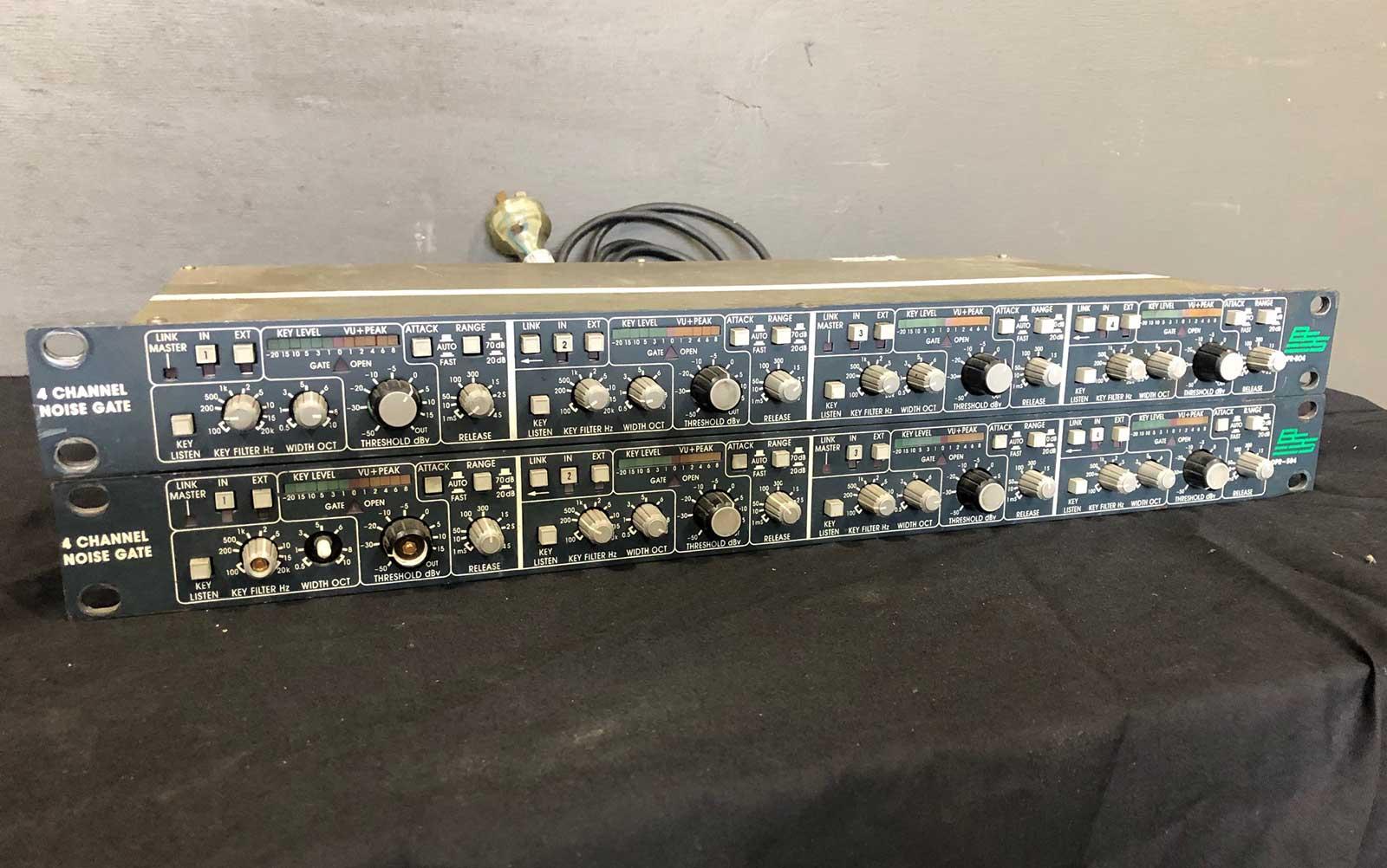BSS DPR-404 4 channel noise gate