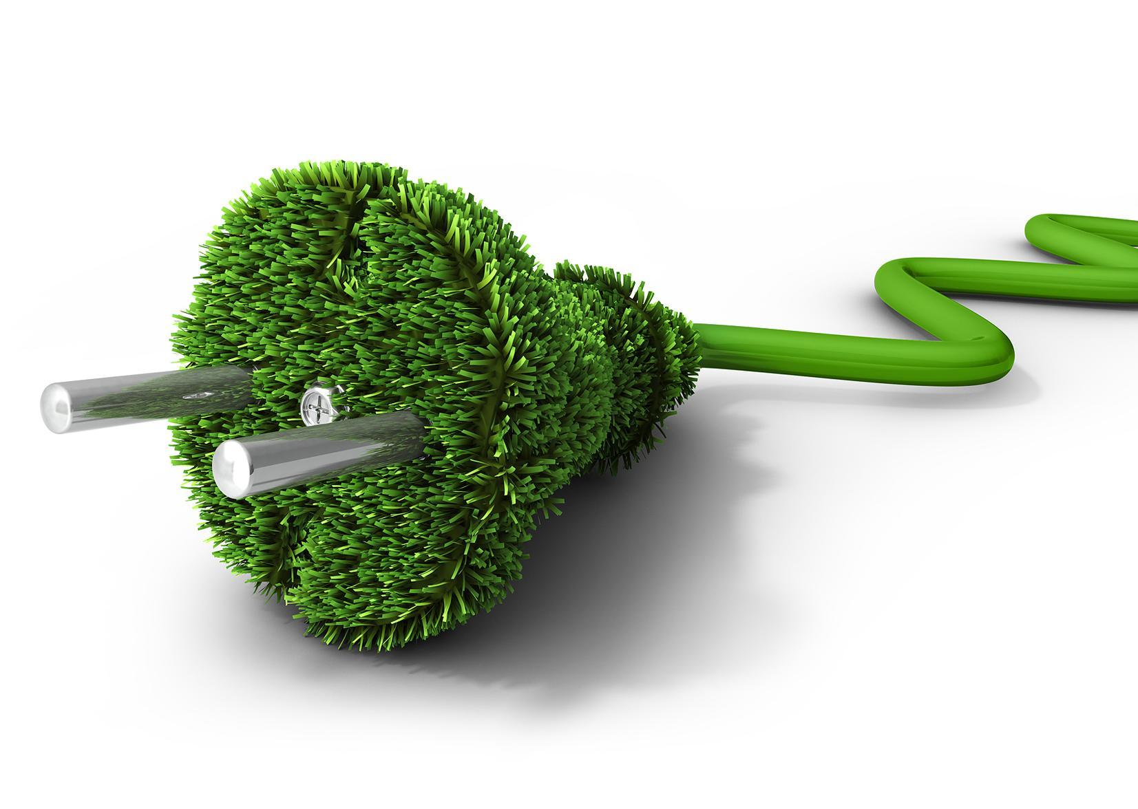 eficiencia energética, enchufe