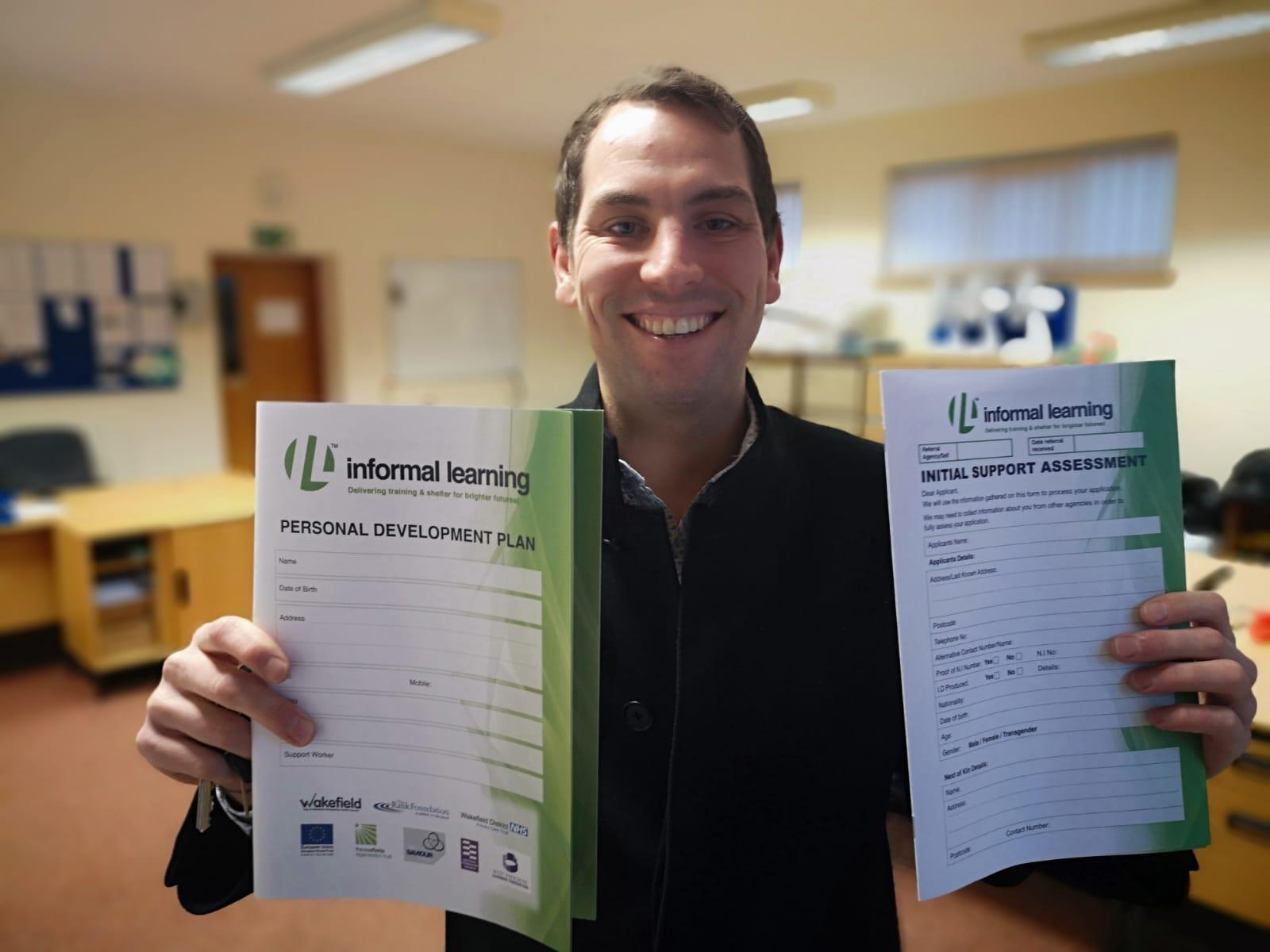 Informal Learning UK