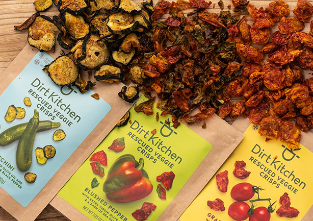Click here to go to see Rescued Veggie Crisps products.