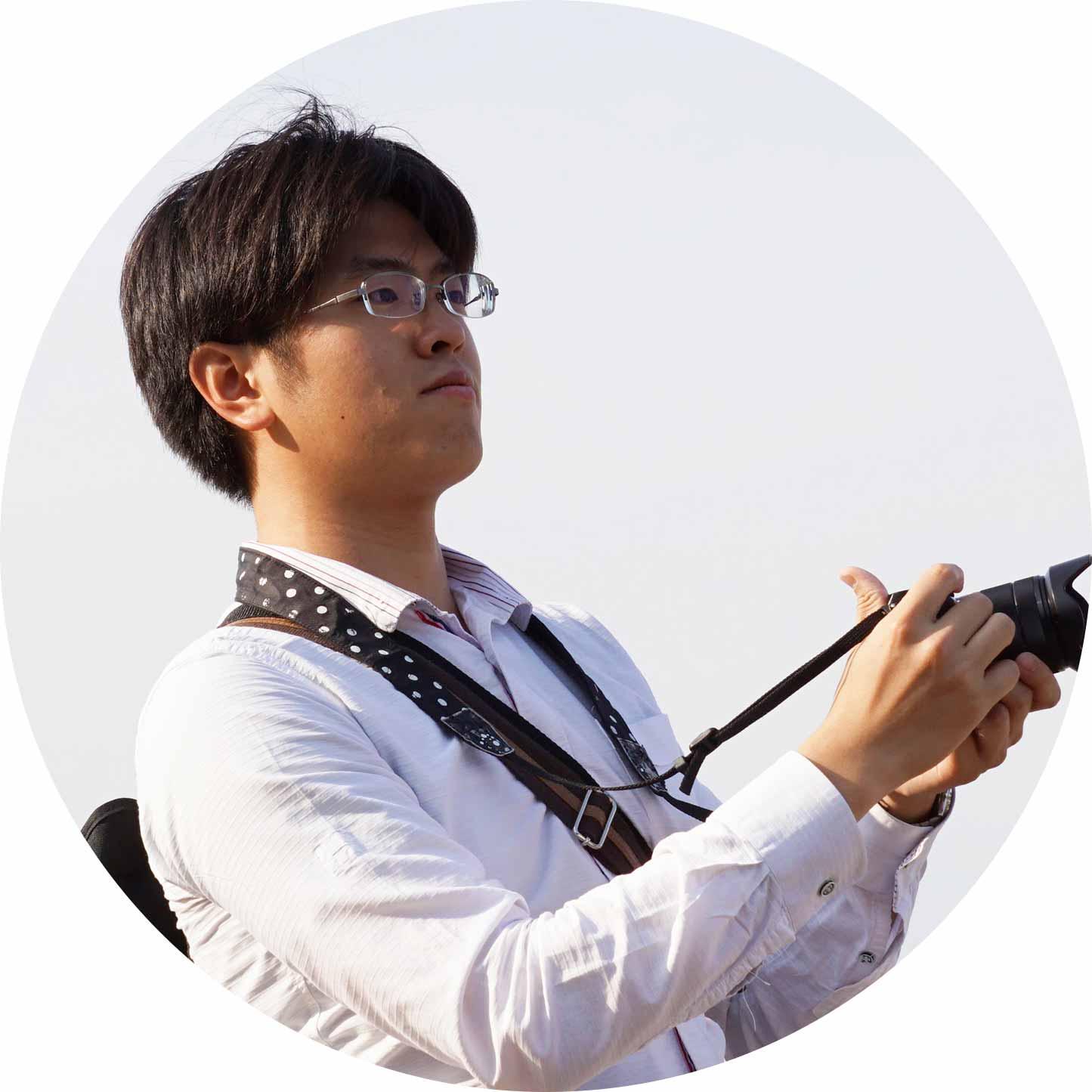 エンジニア山本のプロフィール写真