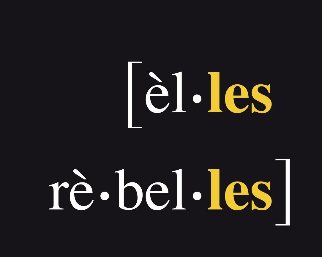 Scott Ruigrok - Freelance - Elles Rebelles logo