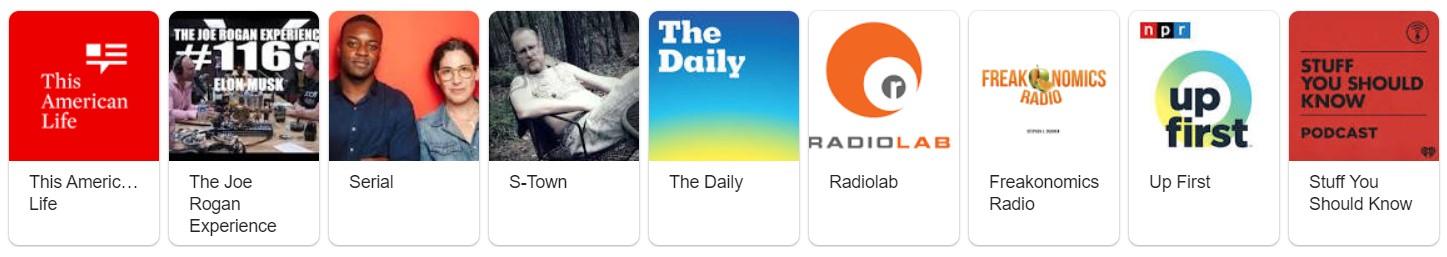 popular-podcasts