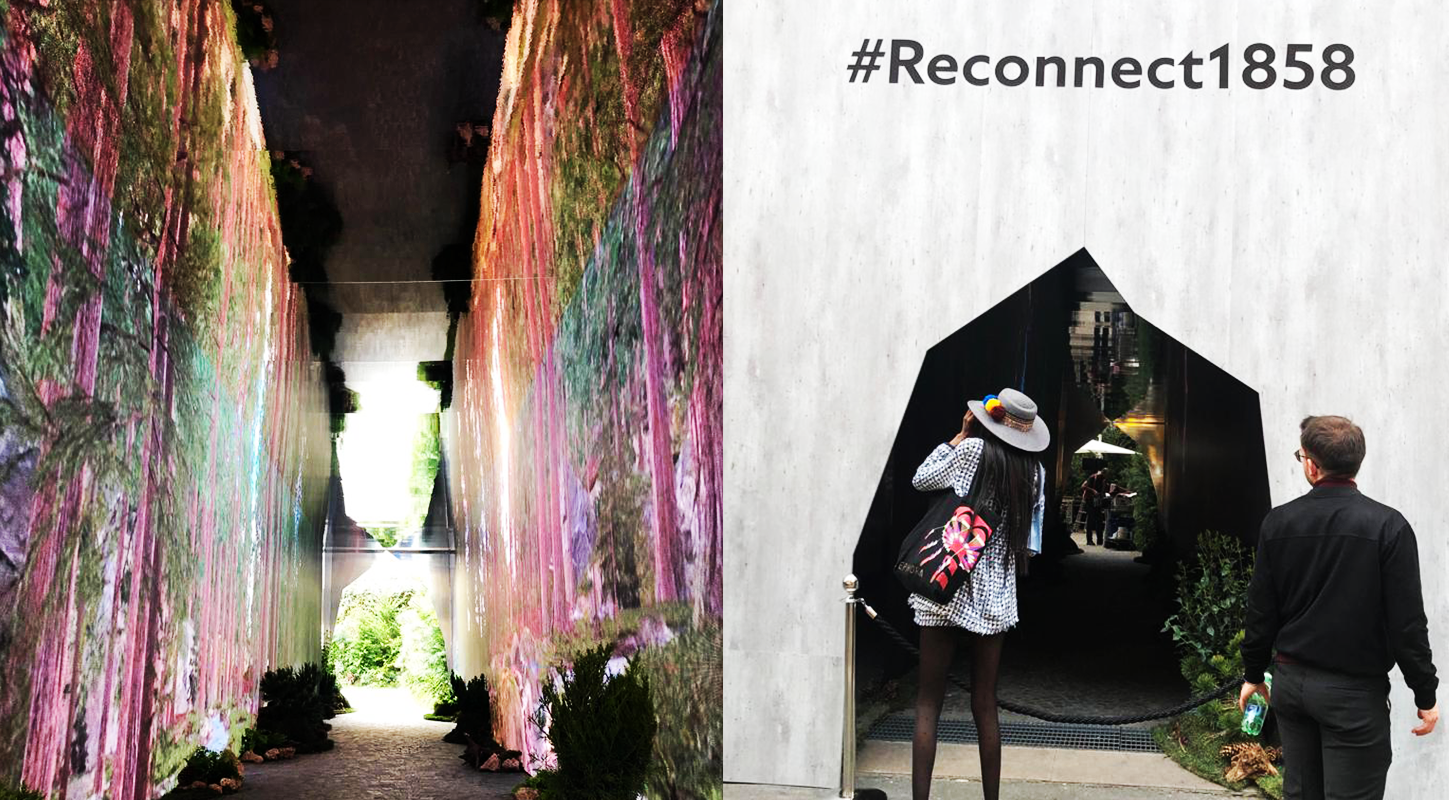 Montblanc #Reconnect1858