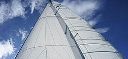 segel för cruising