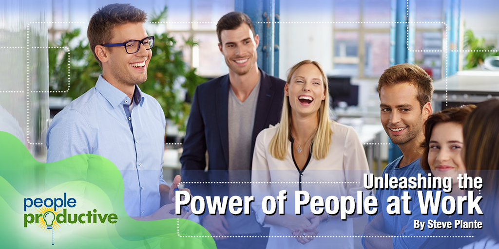 Unleashing the Power of People at Work