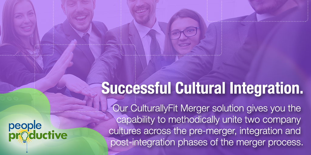 Successful Cultural Integration.
