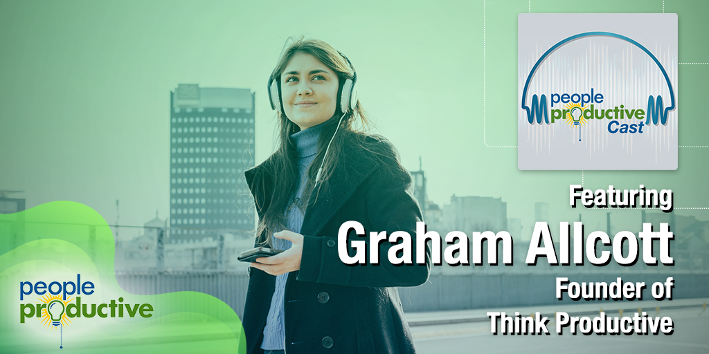 Graham Allcott: Learn how to Fuel Your Brain, Your Engine of Prosperity and Performance.