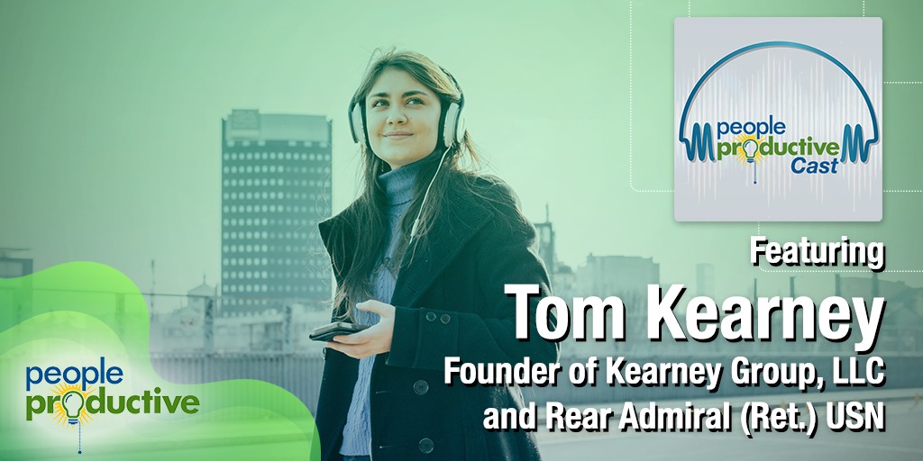 Tom Kearney: Leadership lessons, challenges and drama from under the arctic ice cap, and much more.