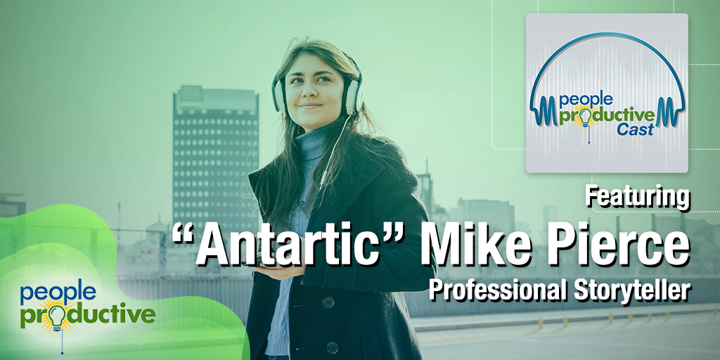 """Antartic"" Mike Pierce: The Greatest Leadership Feat of All Time."