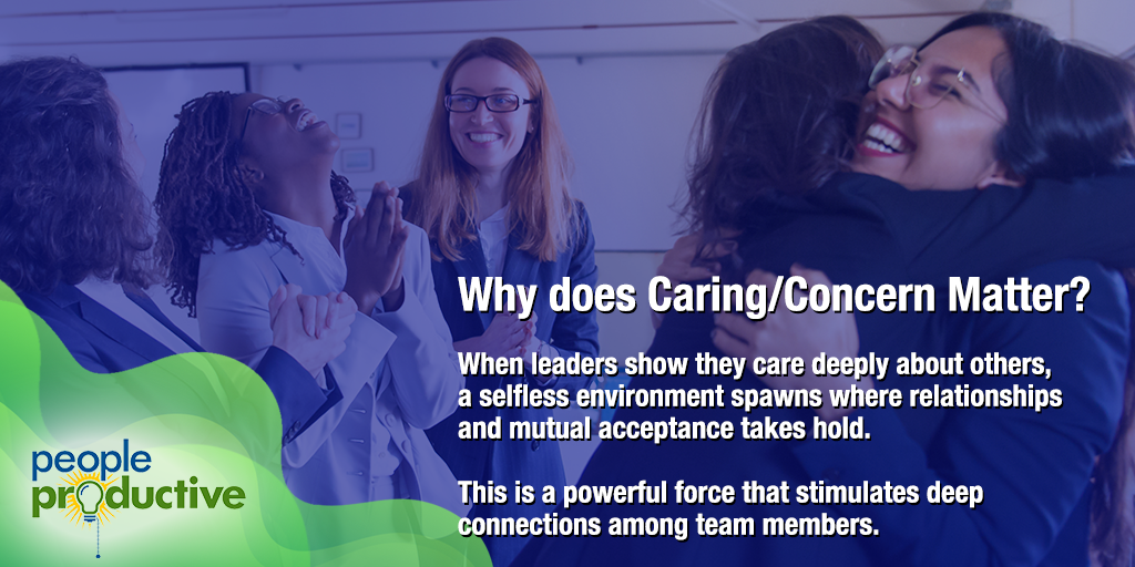 Why does Caring/Concern Matter?