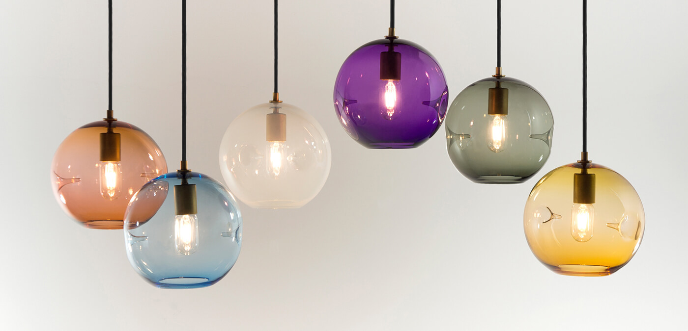 KEEP - POKE Pendant Glass Lighting