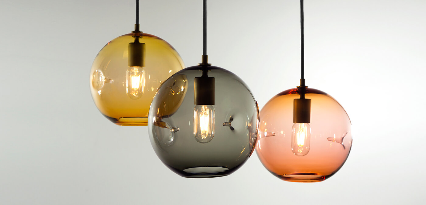 KEEP - POKE Pendant Glass Pendant Lighting