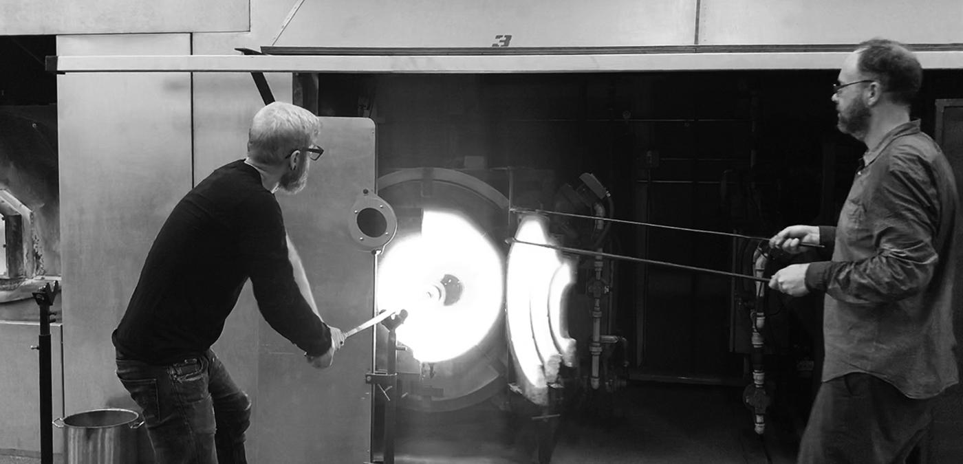 KEEP + Rydstedt  Glass Studio