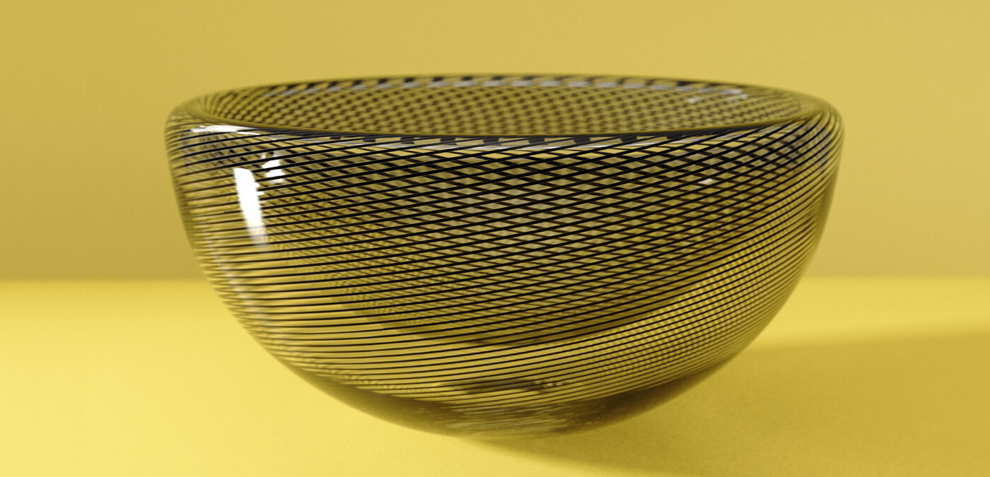 KEEP - ZEPHYR Handblown Glass Bowl