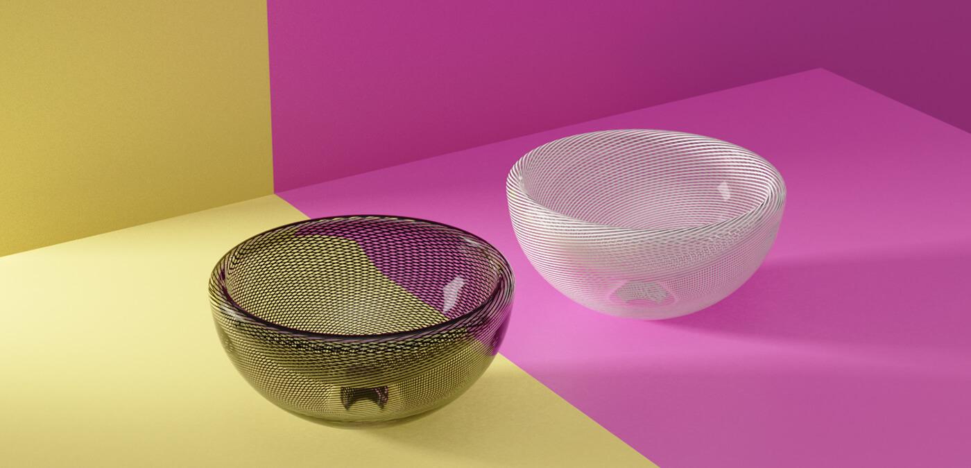 KEEP - ZEPHYR Handblown Glass Bowls