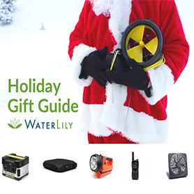 Holiday Gear Guide  for WaterLily 12 Volt