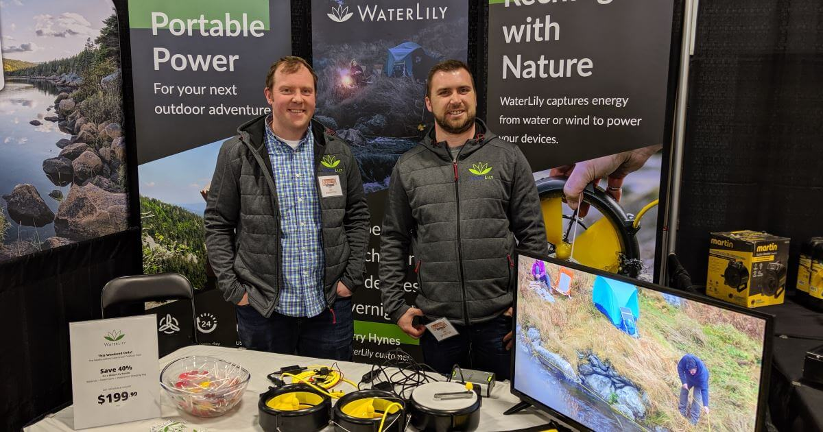 Top 5 Questions About WaterLily at the NL Sportsman Outdoor Expo