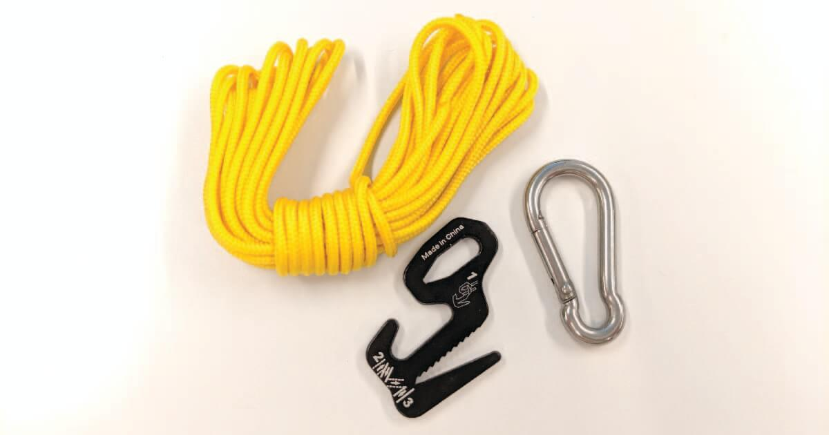 How to use the Rope Tensioner