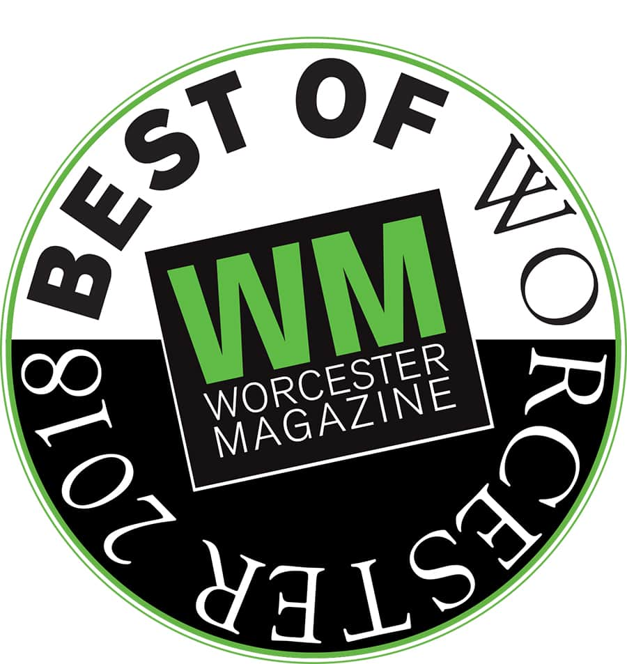 Best of Worester 2018 Award Badge