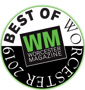 Best of Worester 2019 Award Badge