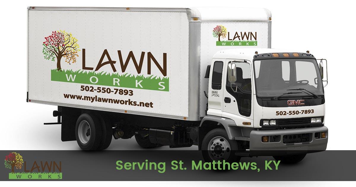Lawn Care Service in St. Matthews Kentucky
