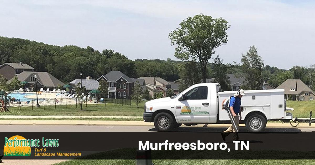 Murfreesboro Tennessee Lawn Services