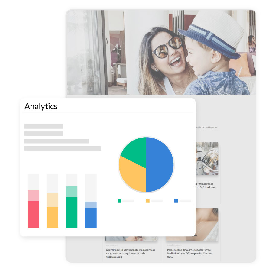 Social Bio Link Tracking