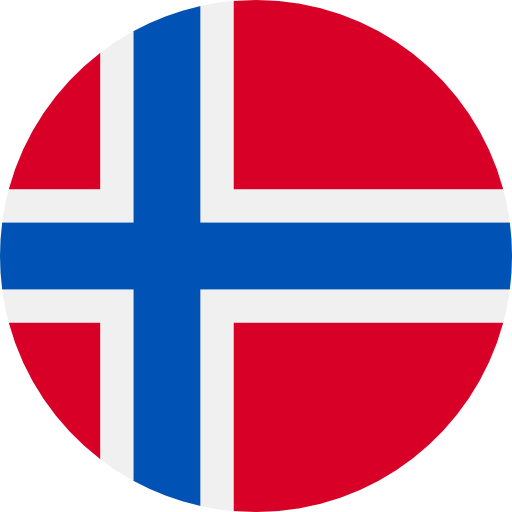 Norwegian language available