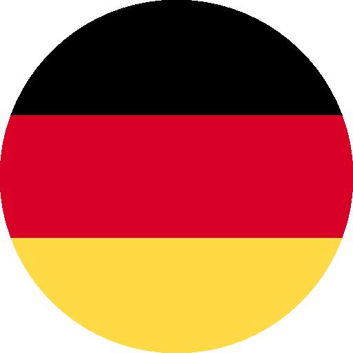 German language available