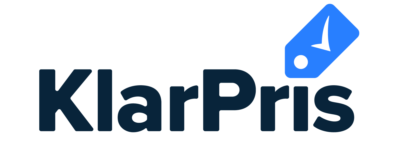 Klarpris logo integration with Fieldly