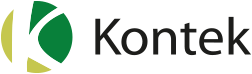 Kontek logo integration with Fieldly