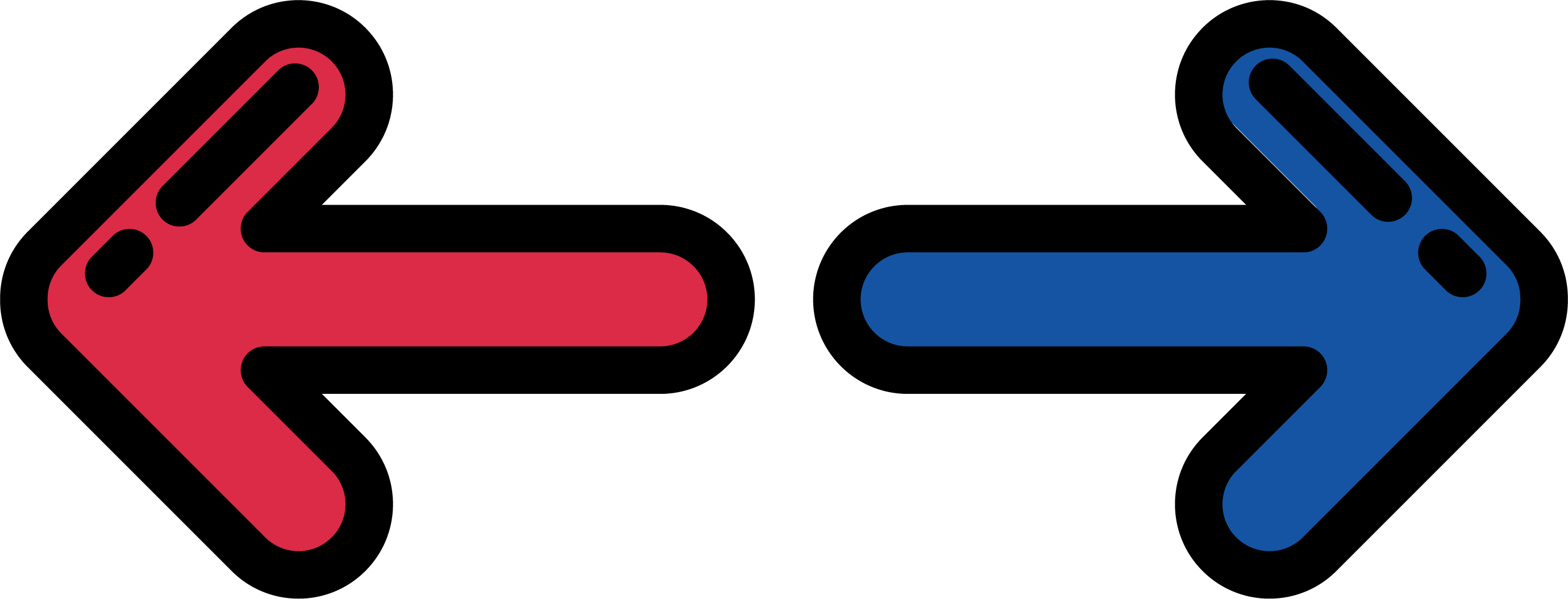 Integration arrows