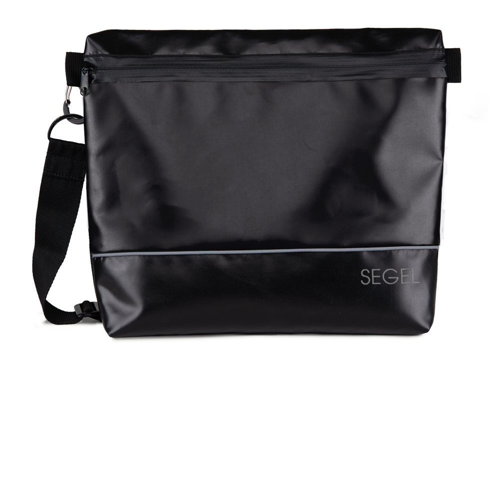 SEGEL BAG — BLACK