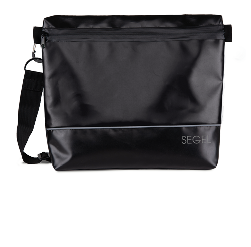 SEGEL BAG — BLACK