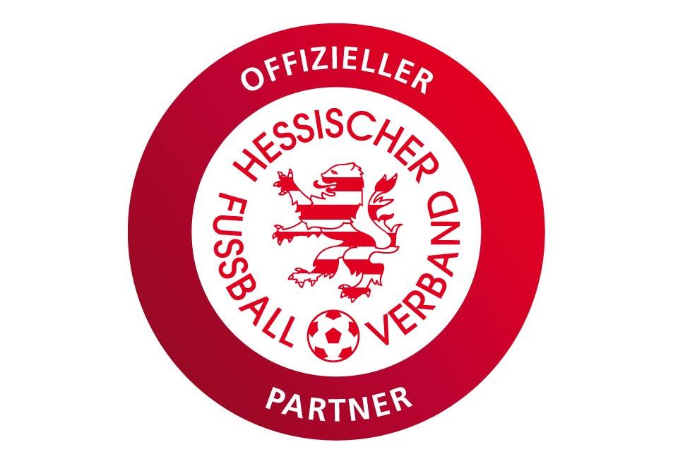 Offizieller Partner des Hessischen Fußballverbands