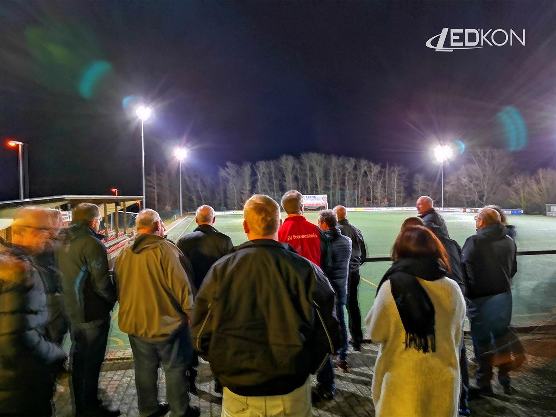 LEDKon wird Premium-Partner beim Hessischen Fußball-Verband