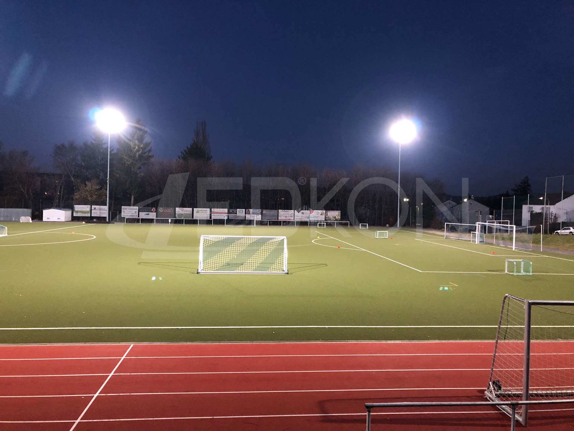 LED-Sporthallen Beleuchtung