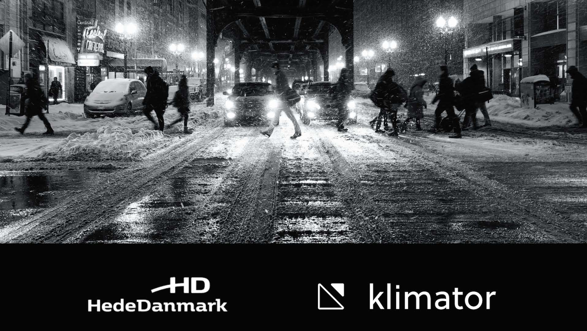Klimator acquires business from HedeDanmark