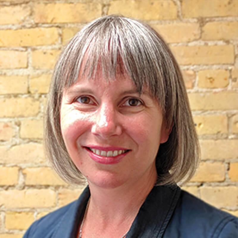 Photo of Nicole Bennett
