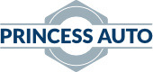 Logo of Princess Auto