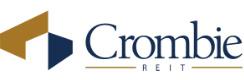 Logo of Crombie REIT