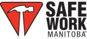 Logo of Safe Work Manitoba
