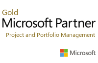 Certified Microsoft Gold Project and Portfolio Management