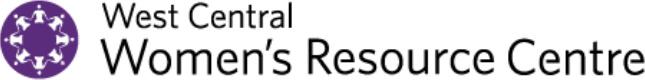 Logo of West Central Women's Resource Center