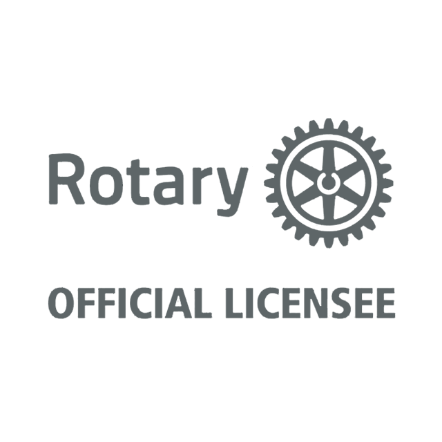 Rotary Club member logo