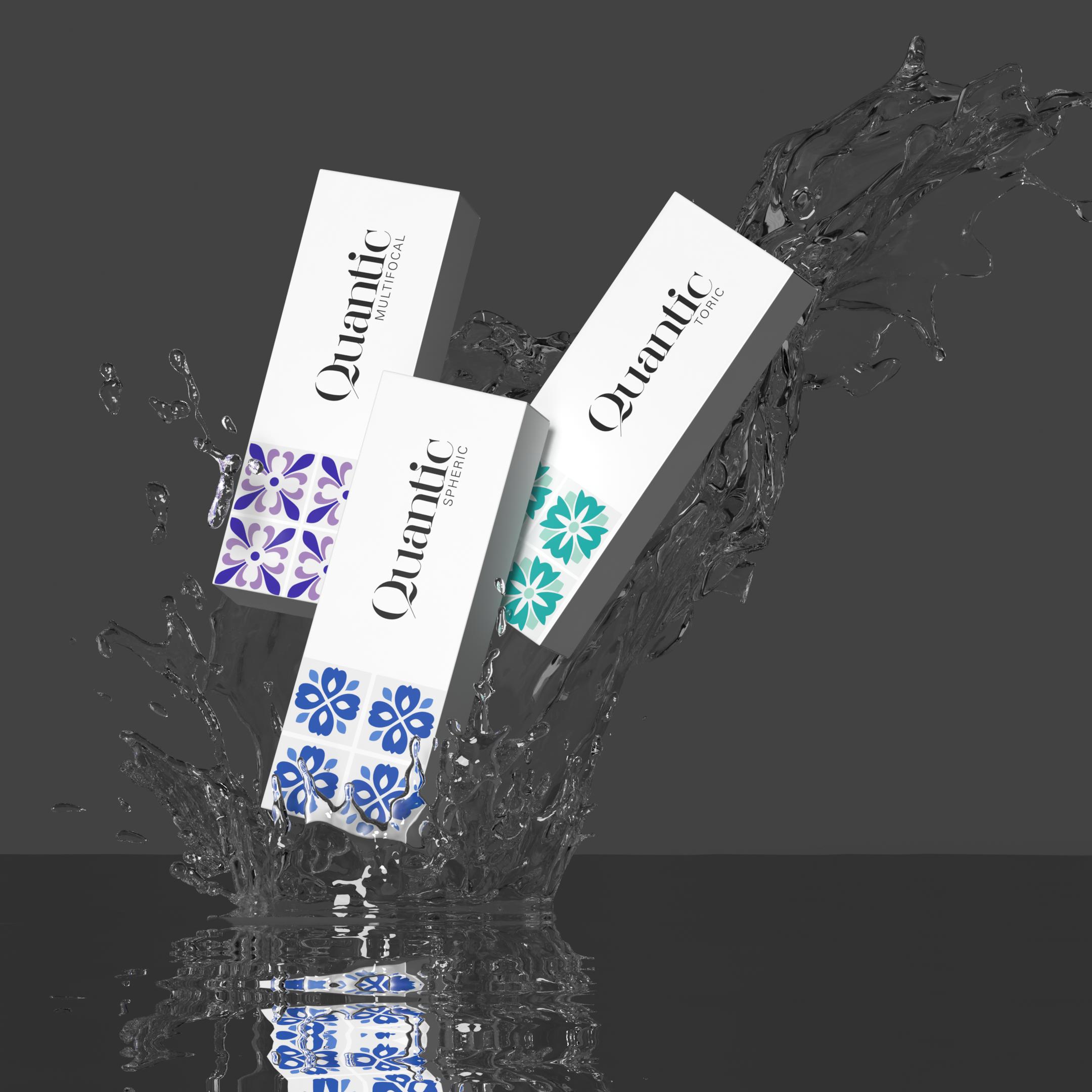 [[pt]]Composto por material Zwitteriónico SIB que significa SEED Ionic Bond, ou ligação iónica, que garante a biocompatibilidade. Contem iões positivos e negativos o que resulta em estabilidade elétrica, afasta o pó e as impurezas, garantindo ao mesmo tempo um elevado teor de água. Contém um polímero natural extraído de algas que mantém a hidratação dos olhos. Com alta resistência aos depósitos, não atrai os depósitos com carga positiva, por exemplo as proteínas, atraindo os negativos para a superfície da lente, como os da água. Contém absorção UV.