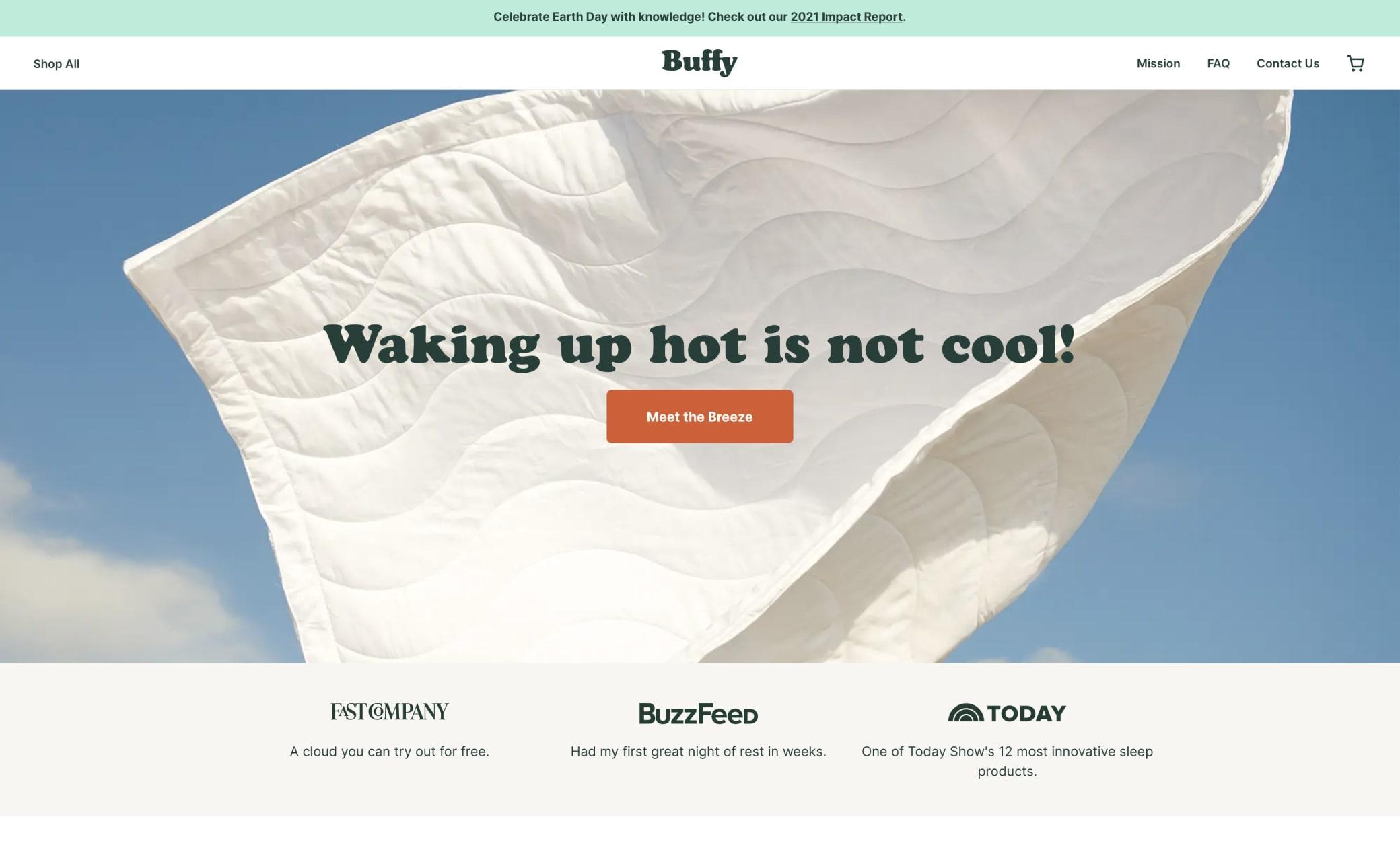 Buffy Screenshot Main