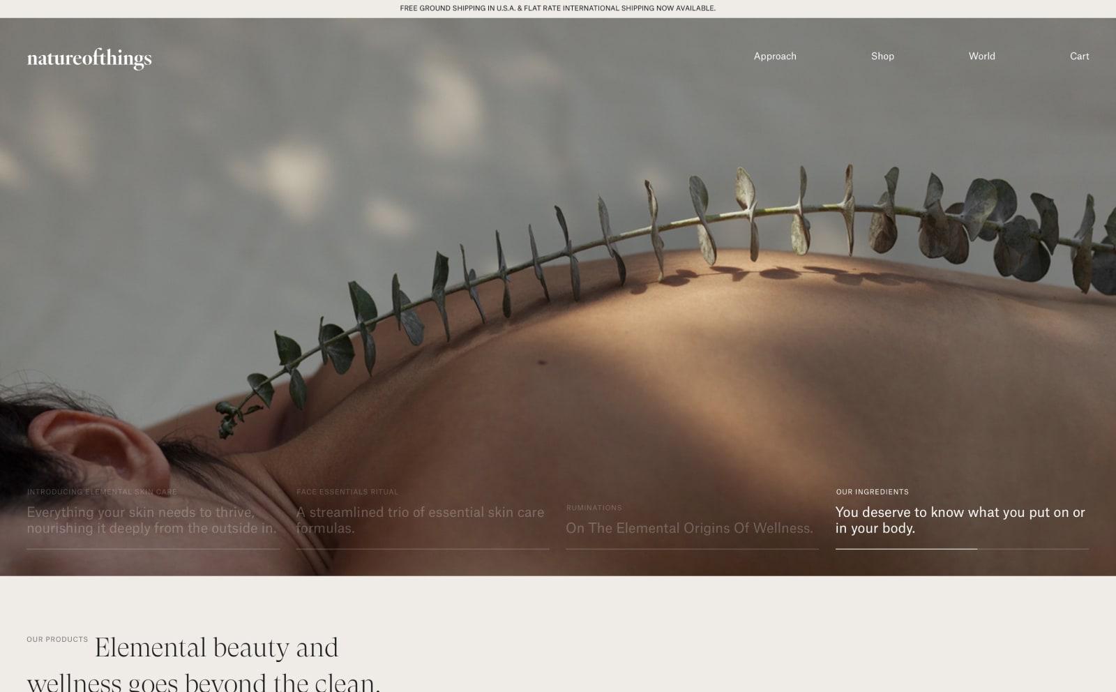 Natureofthings Screenshot Thumbnail
