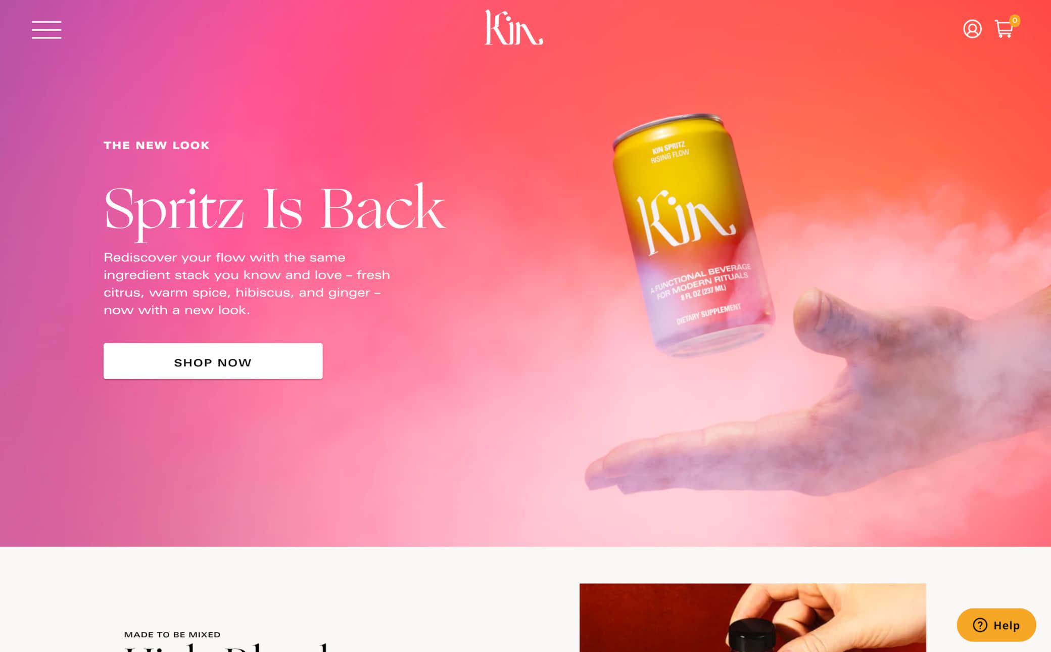 Kin Screenshot Main